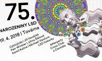 Objev LSD letos slaví 75 let, v Praze se chystá akce, jež se zúčastní pamětníci ze Sadské
