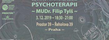 MUDr. Filip Tylš, PhD: Od houby k psychedelické psychoterapii